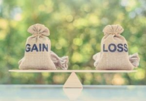 gain loss scales