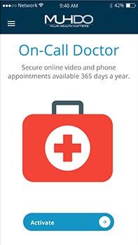 On-Call Doctor